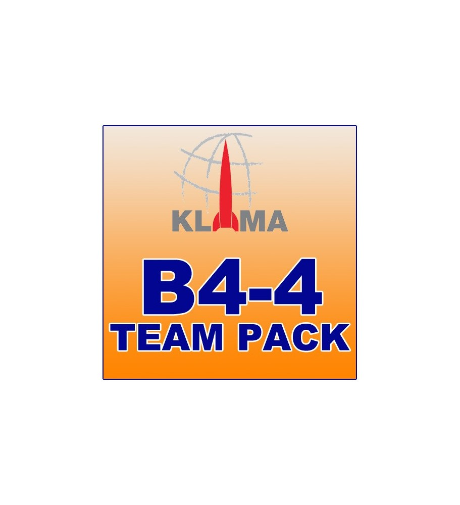 B4-4 Team Pack - Klima