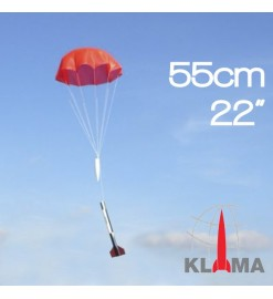 Paracadute nylon 55 cm - Klima