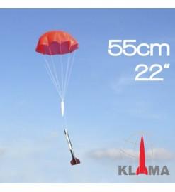 Nylon parachute 55 cm - Klima