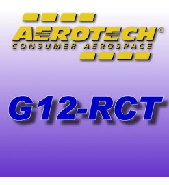 G12-RCT – Reloads 32 mm Aerotech