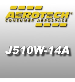 J510W-14A - Ricarica 38 mm Aerotech