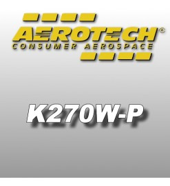 K270W-P - Ricarica 54 mm Aerotech