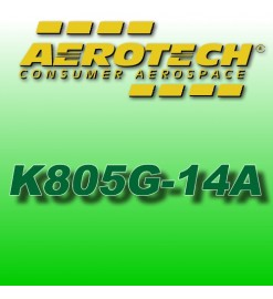 K805G-14A  - Reload 54 mm Aerotech