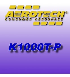 K1000T-P - Ricarica 75 mm Aerotech