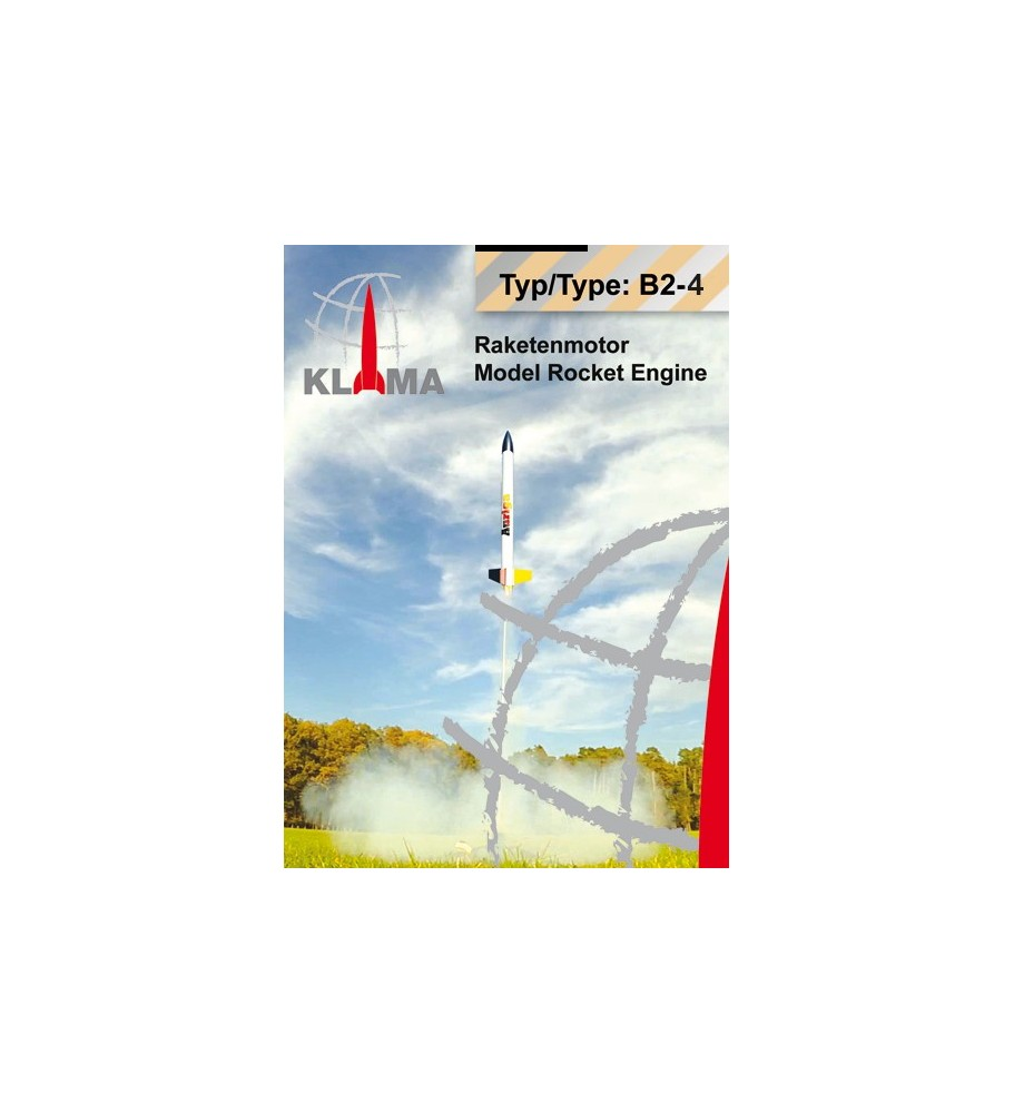 Klima rocket motors B2-4