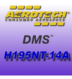 H195NT-14A - Aerotech Single Use DMS Motor 29 mm