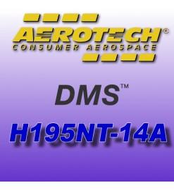 H195NT-14A - Motore Aerotech DMS monouso 29 mm