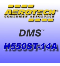 H550ST-14A - Aerotech Single Use DMS Motor 38 mm