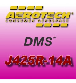 J425R-14A - Aerotech Single Use DMS Motor 38 mm