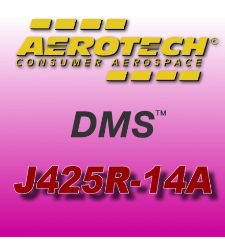 J425R-14A - Aerotech Single Use DMS Motor 29 mm