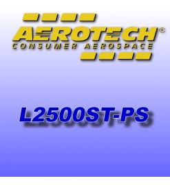 L2500ST-PS - Ricarica 98 mm Aerotech