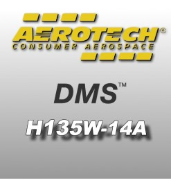H135W-14A - Aerotech Single Use DMS Motor 29 mm