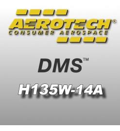H135W-14A - Aerotech Single Use DMS Motor 29 mm