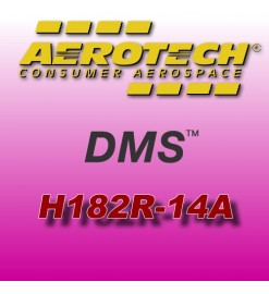 H182R-14A - Aerotech Single Use DMS Motor 29 mm