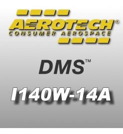 I140W-14A - Motore Aerotech monouso 38 mm