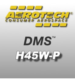 HP-H45W-P - Aerotech Single Use DMS Motor 38 mm