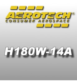 H180W-14A - Ricarica 29 mm Aerotech