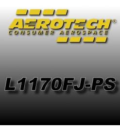 L1170FJ-PS - Ricarica 75 mm Aerotech