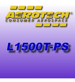 L1500T-PS - Ricarica 98 mm Aerotech