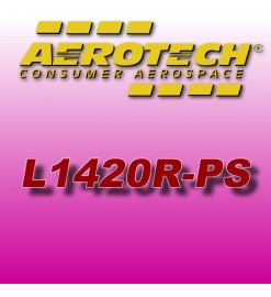 L1420R-PS - Ricarica 75 mm Aerotech