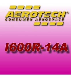 I600R-14A - Reload 38 mm Aerotech