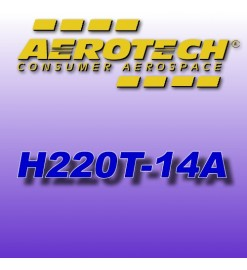 H220T-14A  - Reload 29 mm Aerotech