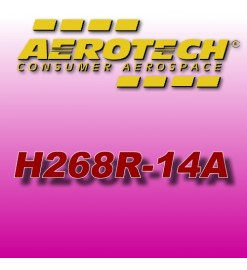 H268R-14A - Reload 29 mm Aerotech