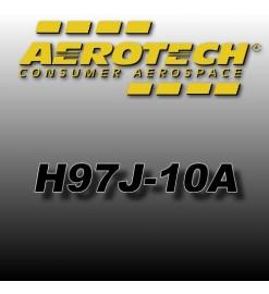 H97J-10A - Ricarica 29 mm Aerotech