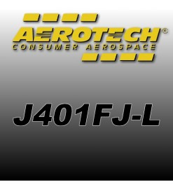 J401FJ-L - Ricarica 54 mm Aerotech