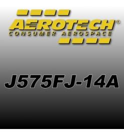 J575FJ-14A - Reload 38 mm Aerotech