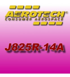 J825R-14A - Reload 38 mm Aerotech