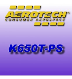 K650T-PS - Reload 98 mm Aerotech