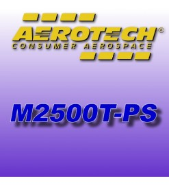 M2500T-PS - Reload 98 mm Aerotech