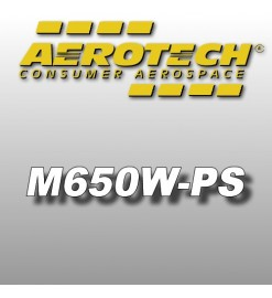 M650W-PS - Ricarica 75 mm Aerotech
