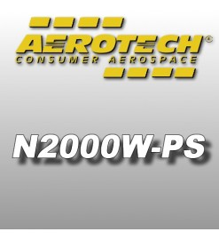 N2000W-PS - Reload 98 mm Aerotech