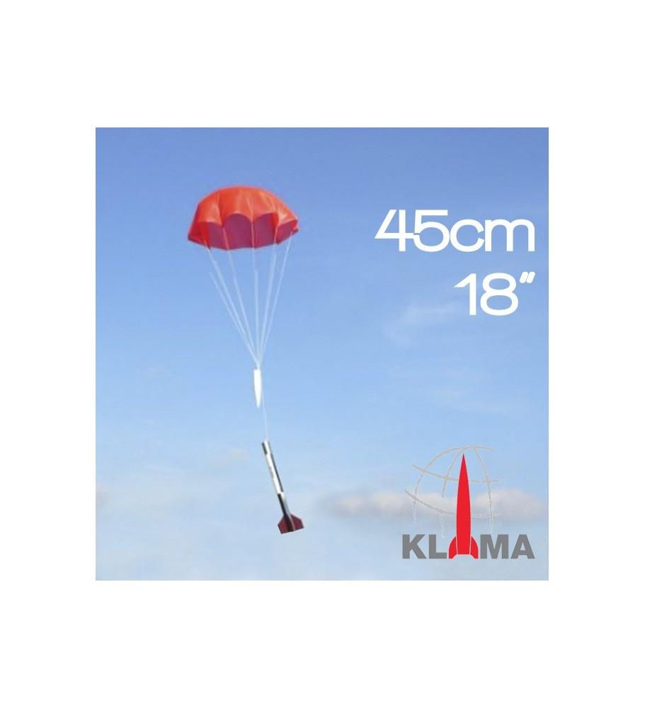 Nylon parachute 45 cm - Klima