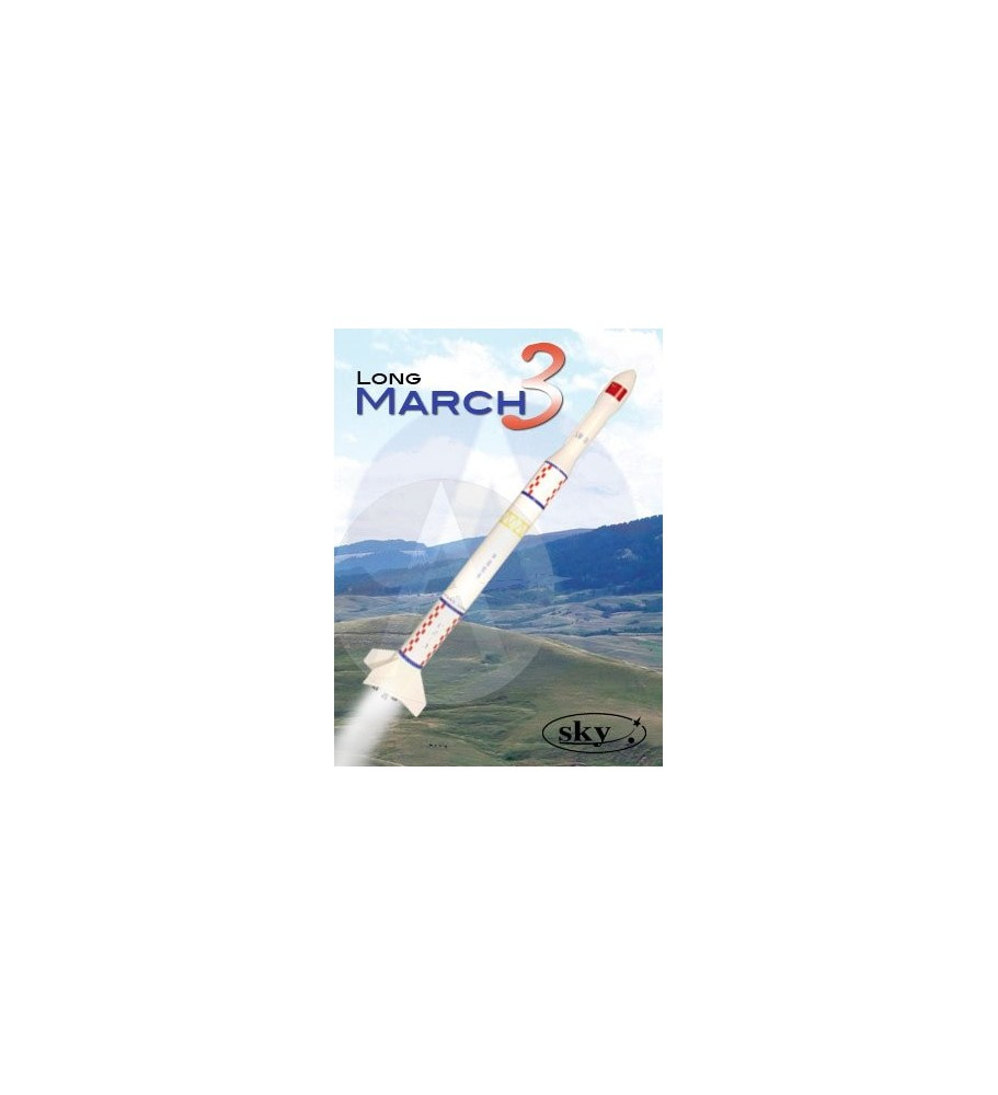 Long March 3 (CZ-3A) - Sky