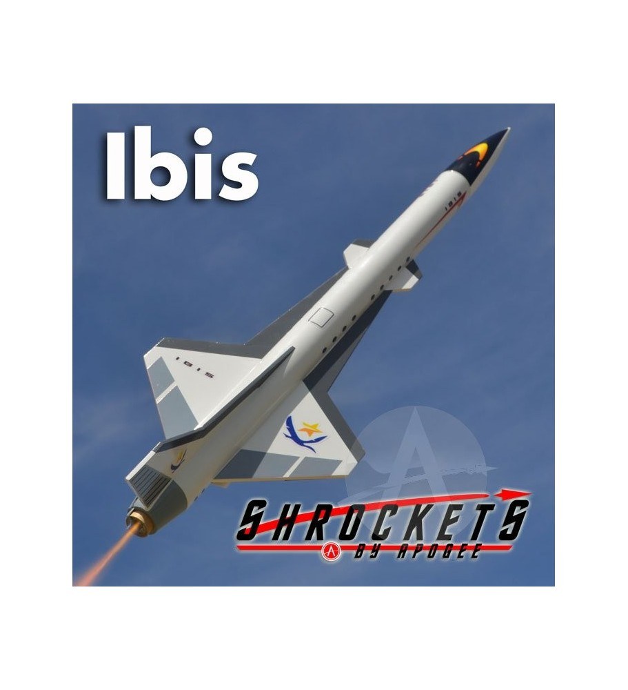 IBIS Spaceplane Model Rocket