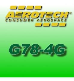 G78-4G - Aerotech Single Use Rocket Motor 29 mm