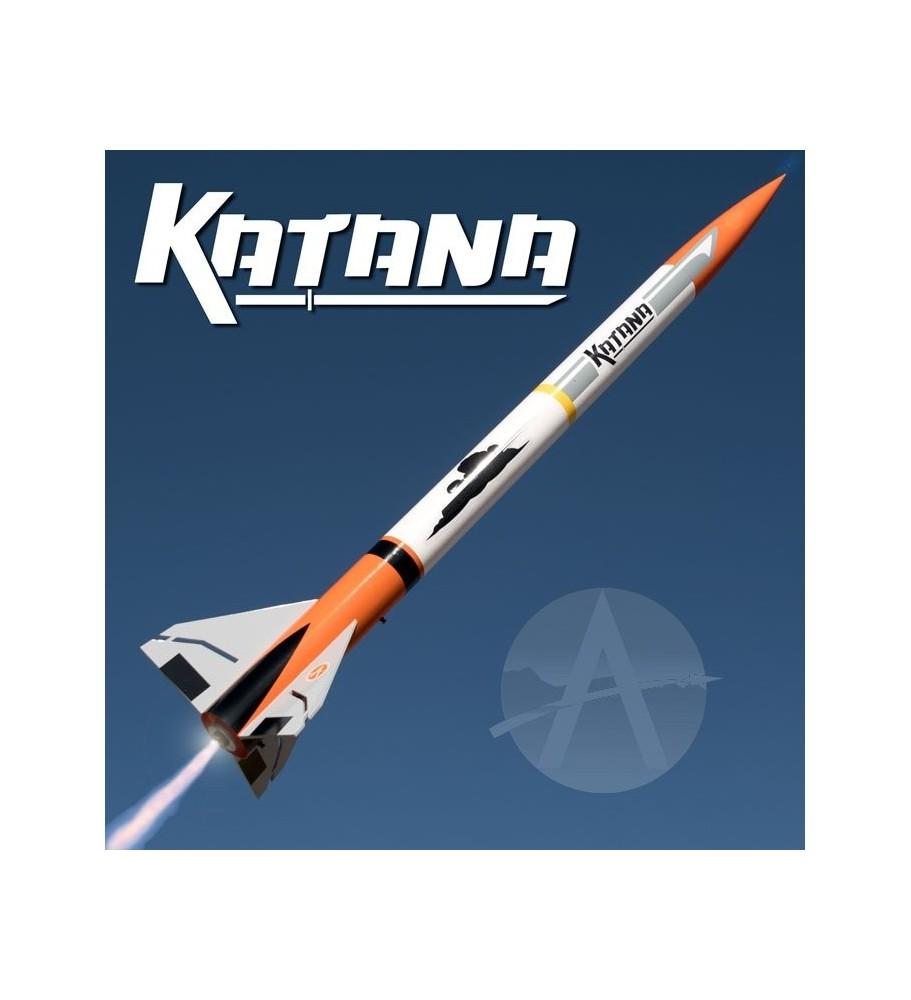 Katana HPR - Apogee