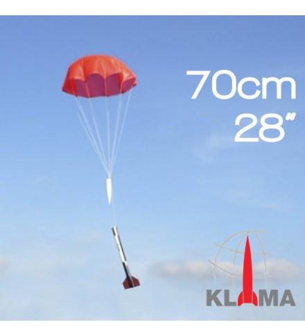 Parachute nylon 70 cm - Klima