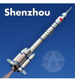 Long March 2F Shenzhou...