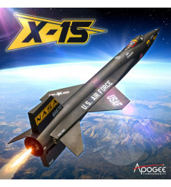 North American X-15 - Apogee