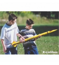 Rocket kit X-Calibur - Public Missiles Ltd.