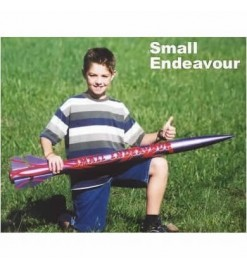 Rocket kit Small Endeavour - Public Missiles Ltd.