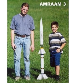 Rocket kit Amraam 3 - Public Missiles Ltd.