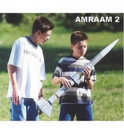 Rocket kit Amraam 2 - Public Missiles Ltd.