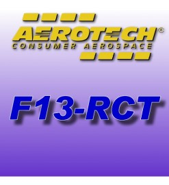 F13-RCT - Ricariche 32 mm Aerotech