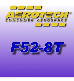 F52-8T - Reload 29 mm Aerotech