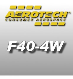 F40-4W - Reload 29 mm Aerotech